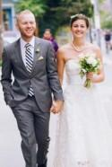 A Whimsical Wedding In Downtown Toronto