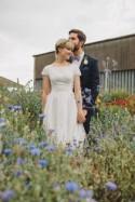 Sweet Wedding in the English Countryside Ruffled