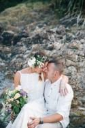 Poppy and Chris' Byron Bay Elopement.....