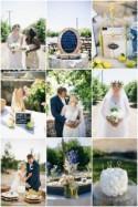 Relaxed and Beautiful DIY Lemon Grove Wedding