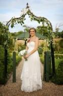 Laid Back & Simple Secret Garden Party Wedding