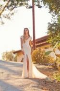 Boho Wedding Dresses by Dreamers & Lovers Ruffled