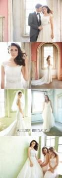 Allure Bridals Spring 2015 Collection