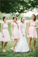 Adorable Pink Wedding