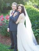 A Whimsical, Colourful Wedding In Toronto, Ontario