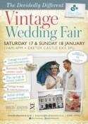 Knots and Kisses Wedding Stationery: Decidedly Different Vintage Wedding Fair at Exeter Castle