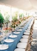 Chic rustic real wedding