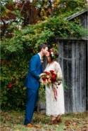 East Coast Fall Wedding