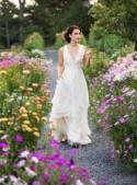 Romantic Wedding Inspiration on a Flower Farm