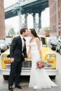 Lush + Chic Brooklyn Wedding