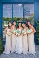 Colorful LA Wedding at The Fig House Ruffled