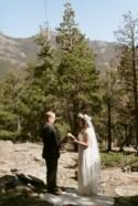 DIY Cabin Wedding in the Rocky Mountains