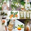 Orange Blossom Wedding Inspiration