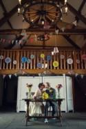 Handmade and Eclectic Wedding in Brecon Beacons