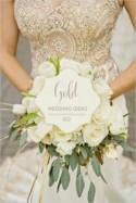 Gold Wedding Ideas