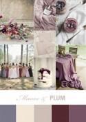 Mauve and Plum Wedding Inspiration