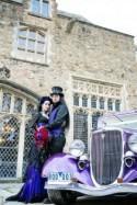 Gothic Dream Wedding