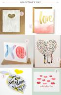 Seasonal Stationery: Valentine's Day Cards, Part 6