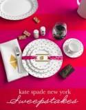 Macy's Registry + kate spade new york Sweepstakes! Ruffled