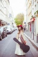 Trendy Wedding ♡ blog mariage * french wedding blog: La mariée folk et son poncho {inspirations}