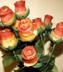 How to Make Bacon Roses - Cooking - Handimania