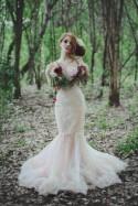 Woodland Fairytale Wedding Inspiration by Gingerale Photography