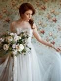 Folksy Floral Wedding Inspiration