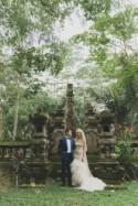 Exotic Garden Party Wedding in Bali