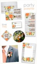 Pretty Palettes with The American Wedding