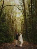 Intimate Woodland Elopement Inspiration