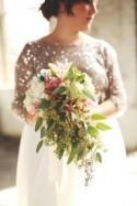 Moody Earth Tones Wedding Inspiration in Savannah