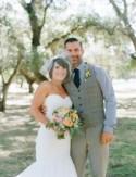 Handmade California Wedding: Grace + Michael