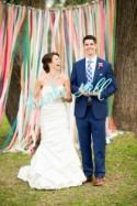 Colorful Modern Wedding at The Plant at Kyle