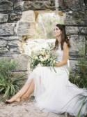 Nature Inspired Bridal Session - Wedding Sparrow