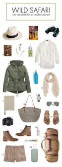 Honeymoon Hotspot: Safari Packing Essentials