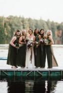 Whimsical Summer Camp Forest Wedding