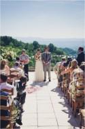 Relaxed September wedding in the Dordogne Valley