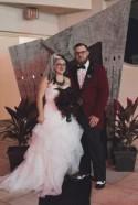 Horror Themed Museum Wedding