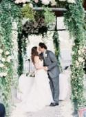 Elegant Real Destination Wedding in Italy with Vera Wang Gown - Wedding Sparrow