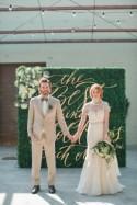Romantic Organic Wedding at Elysian LA