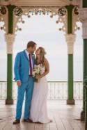 Country Fayre Inspired Fun Pretty Barn Brighton Wedding -...
