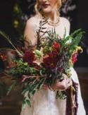 Marsala In Love Wedding Inspiration