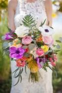 Seattle Watercolor Wedding Editorial