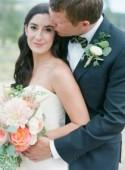 Soft and Romantic Colorado Mountain Wedding