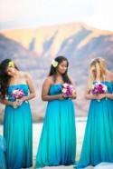 30 Romantic Blue Beach Wedding Ideas