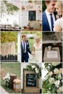 Elegant, Rustic Nashville Wedding