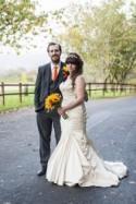 Halloween and Autumn Themed Wedding