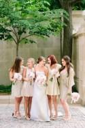 Chic + Sparkly DC Wedding