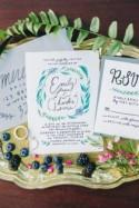 Homegrown Inspired styled shoot