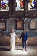 Laid Back London Wedding at Asylum